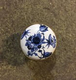 Brooklyn Italian Made Porcelain Knobs #BLU