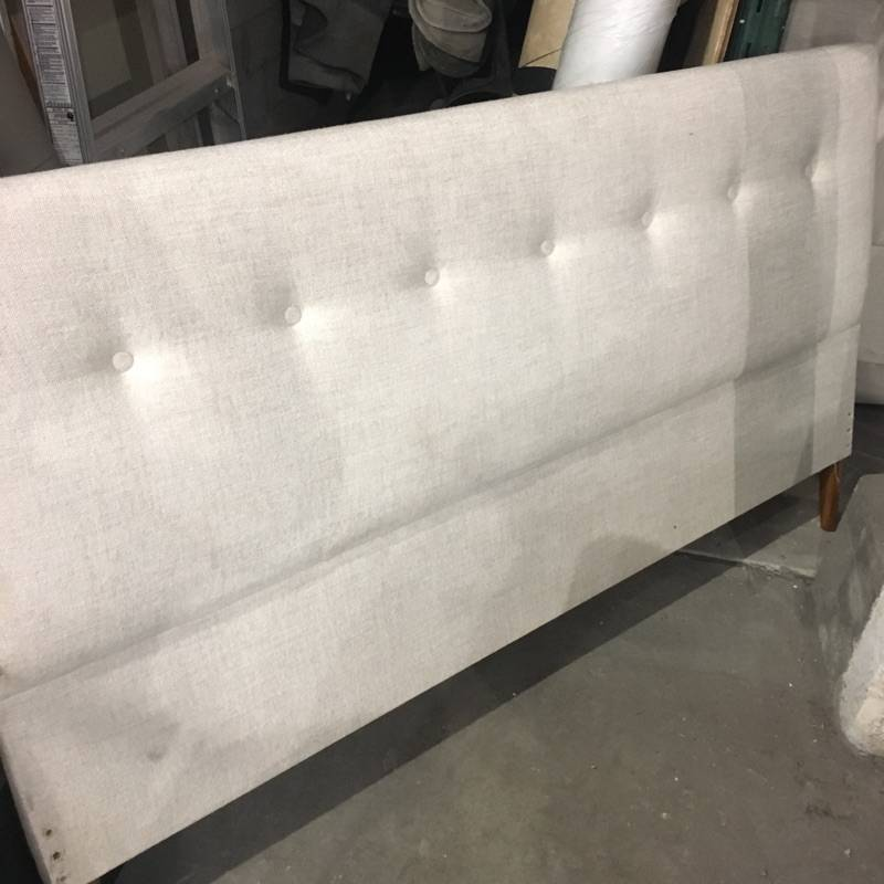 Brooklyn Designer King Size Head board #BLU
