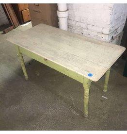 Brooklyn Shabby Chic Farm Table #BLU