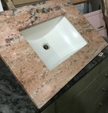 Brooklyn Marble Vanity Top #BLU