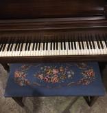 Brooklyn Hardman Peck & Co. Baby Grand Piano #ORA