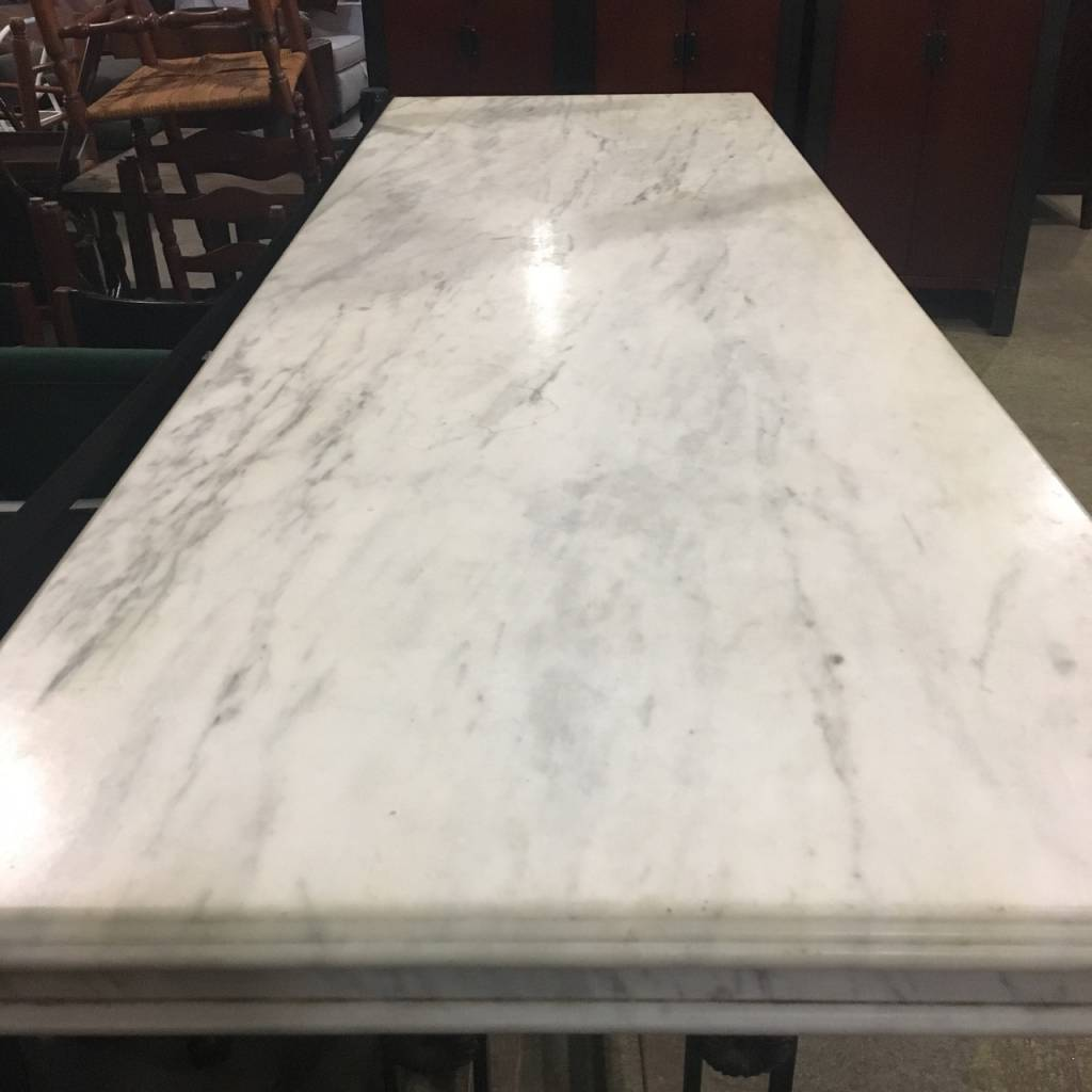 Brooklyn Victorian Style Marble Table #ORA