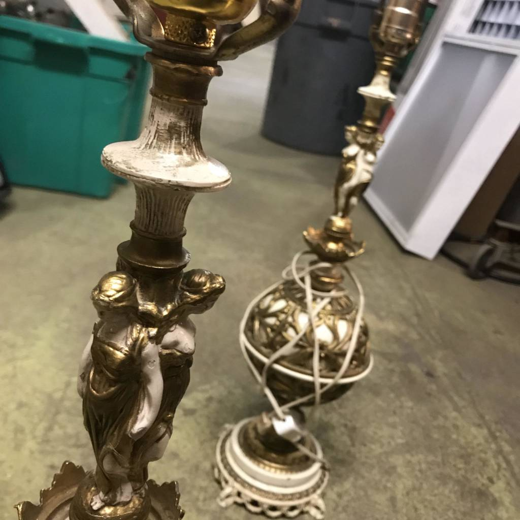 Brooklyn Vintage Empire Lamps
