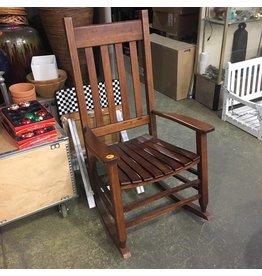 Brooklyn Solid Walnut Rocking Chairs #ORA
