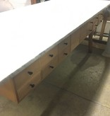 Custom Table with Carrerra Top #ORA