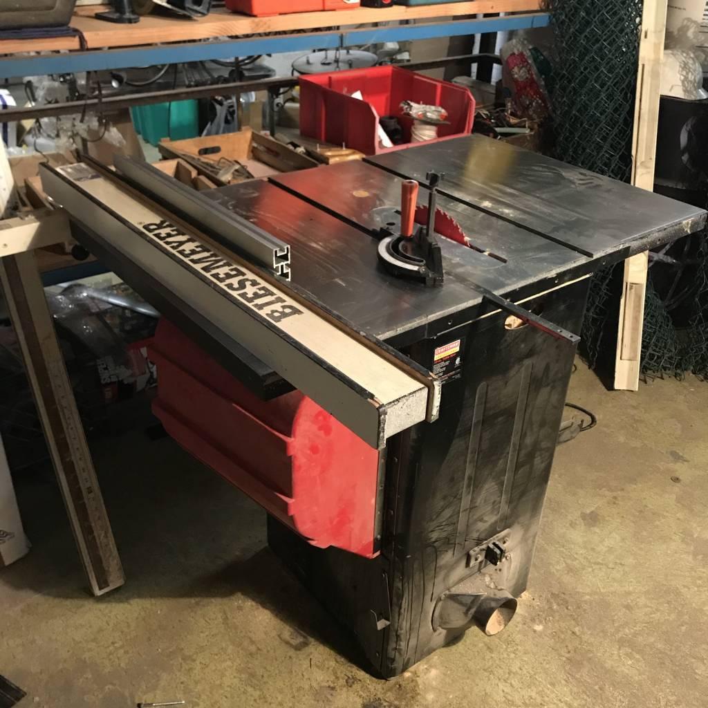 Craftsman Table Saw #ORA