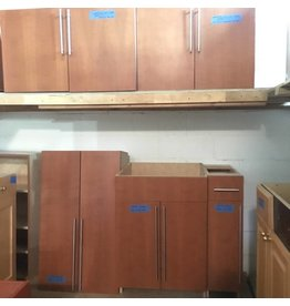 9pc Contemporary Cabinet Set #ORA