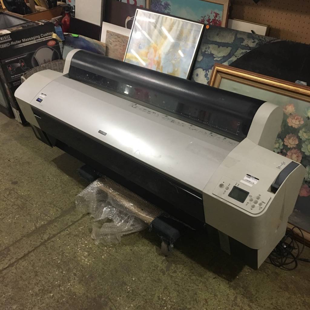 Epson Stylus Pro 9880 Printer #RED