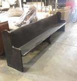 Oversized Church Pew #RED