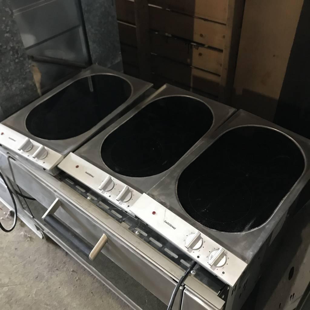 Gaggenau Electric Cooktops #RED