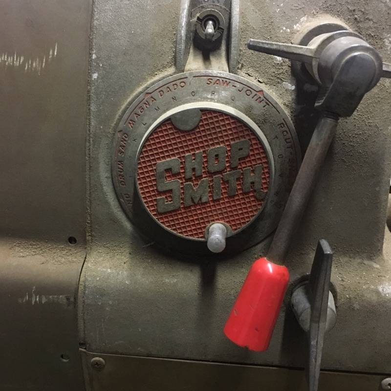 Antique Shop Smith #PIN