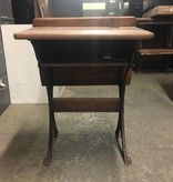 Old Fashion School Desk #PIN