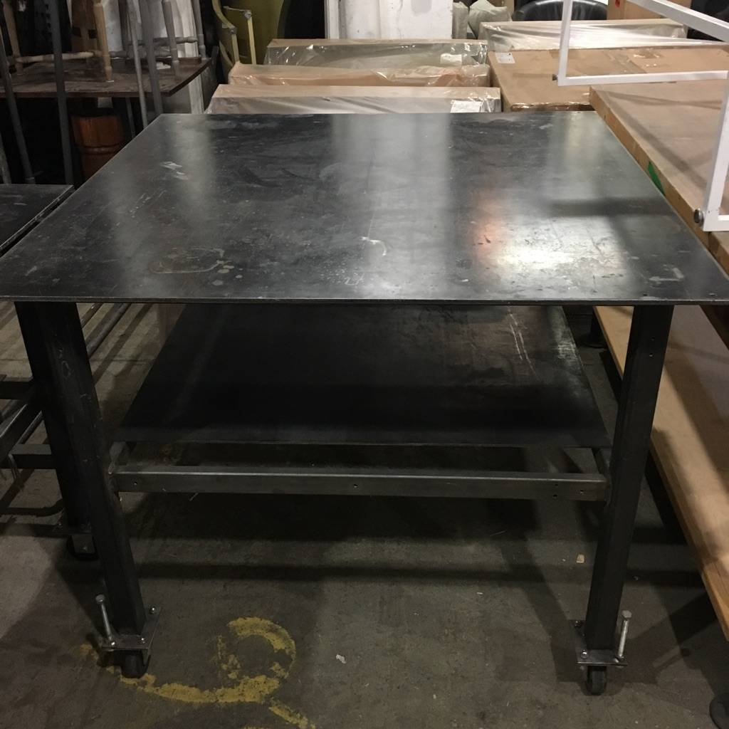 Stainless Steel Welding Table #PIN