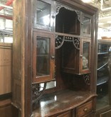 1800's Victorian Built-in Hutch #PIN