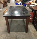 Mid Century Solid Wood Office Desk #PIN