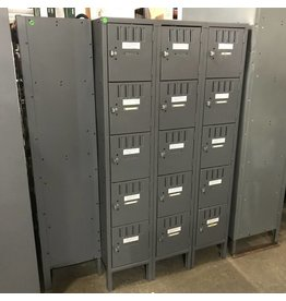Gray School Locker #Gre