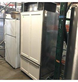SubZero 4 Panel Refrigerator#GRE