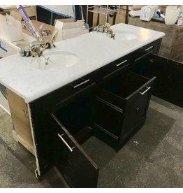 Kohler Marble Top Double Vanity #GRE