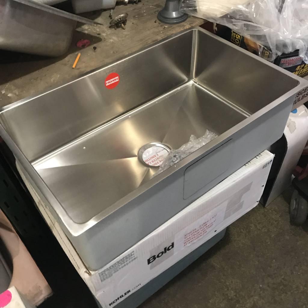 Franke Stainless Steel Rectangular Sink