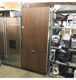Miele Paneled Refrigerator #YEL