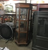 Antique Display Hutch #YEL