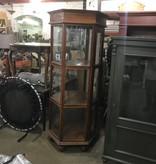 Antique Display Hutch #YEL