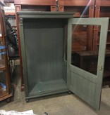 Forrest Green Display Cabinet #YEL