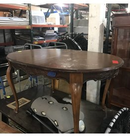 Antique Snake Foot Dining Table #YEL