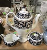 Wedgwood Coffee Pot Set #YEL