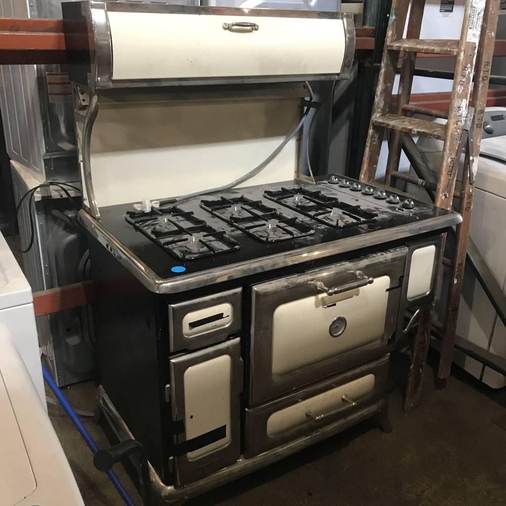 "Heartland 47"" Range Oven #BLU"