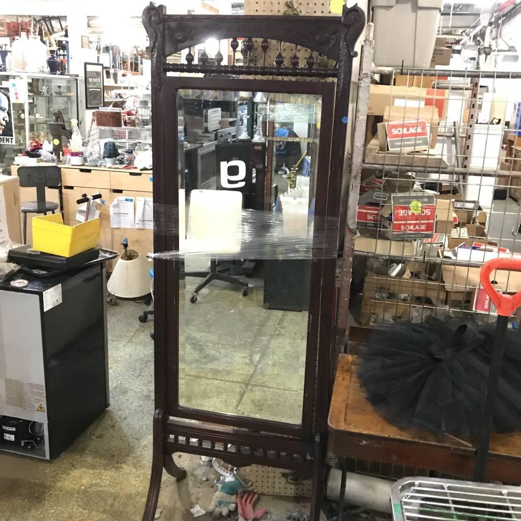 Vintage Revolving Mirror