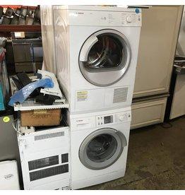 Bosch Stackable Washer/Dryer #BLU