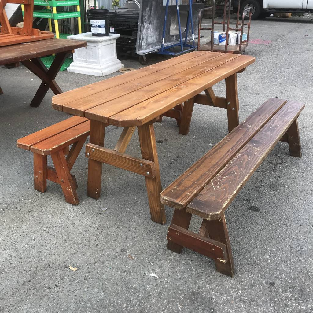 Outdoor Picnic Tables #ORA