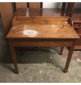 Antique Maple Study Desk