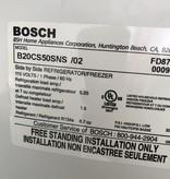 Stainless Steel Double Door Bosch #RED