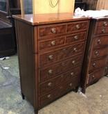 Antique Walnut Dresser #RED
