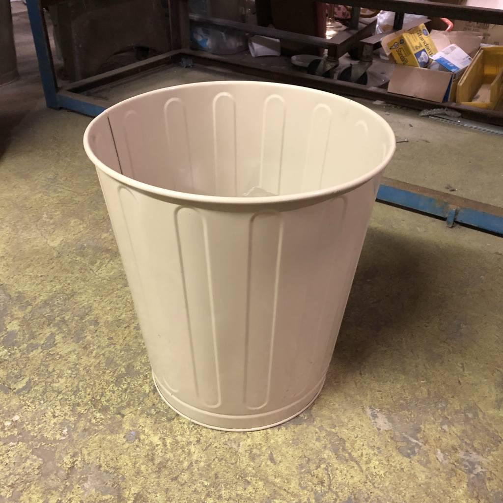 Metallic Trash Cans