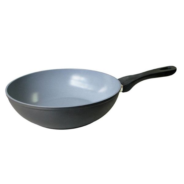 Cool Kitchen Green Cuisine  Wok 28 cm