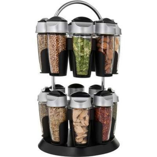 Trudeau Tower Spice Rack