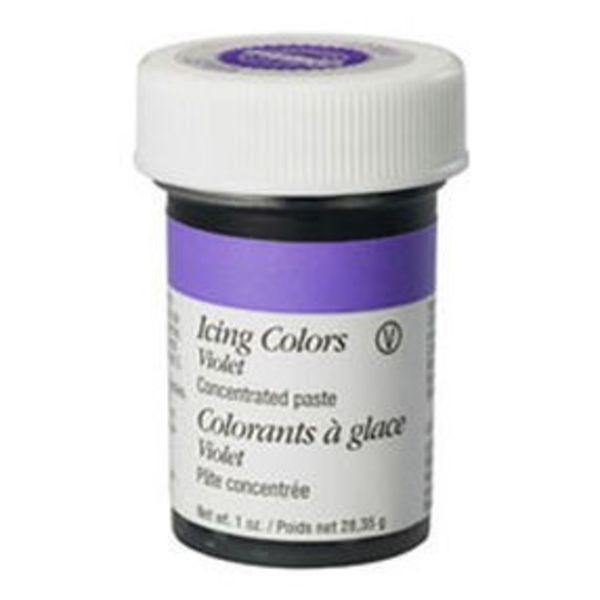 Colorant à glaçage violet de Wilton