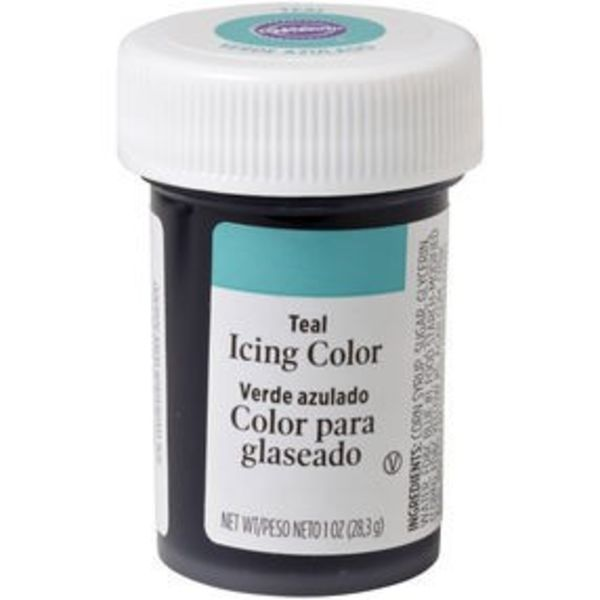 Colorant à glaçage bleu sarcelle  de Wilton