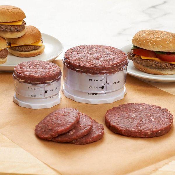 Presse à hamburger Adjust-A-Burger de KitchenArt
