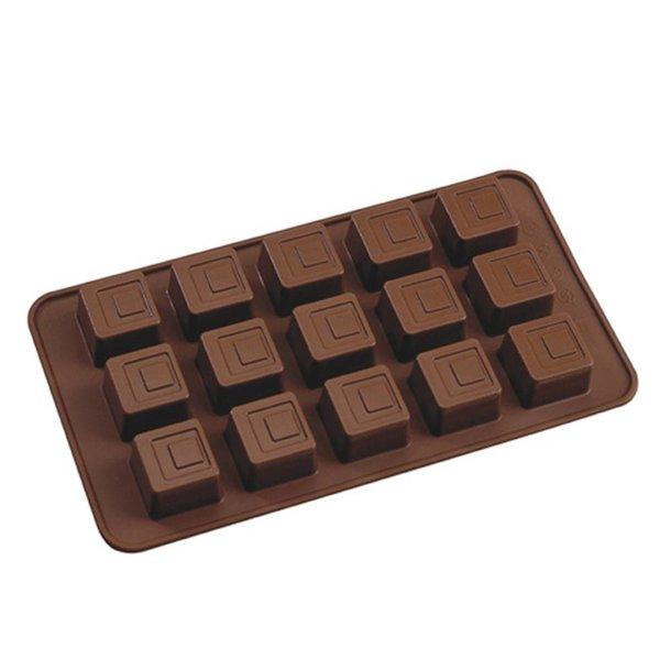 La Pâtisserie Silicone Chocolate Squares Mold