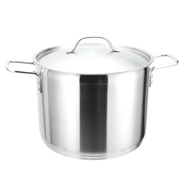 Josef Strauss Pro Stock Pot with Cover 24 L