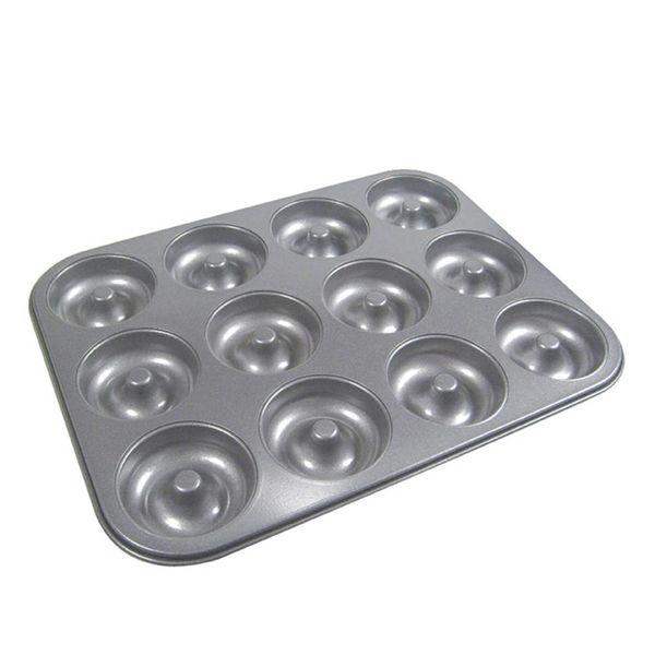 Moule à beignes à 12 cavités de La Pâtisserie
