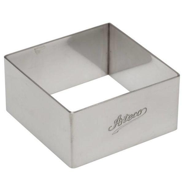 Emporte-pièce carré 2.75'' de Ateco