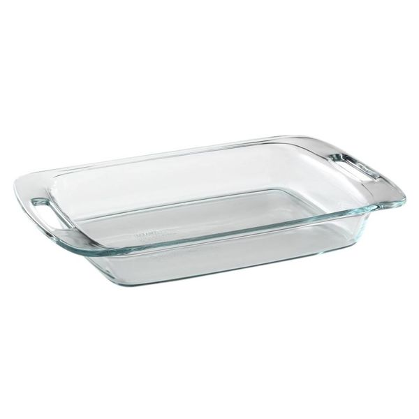 Pyrex Easy Grab 2.85L Oblong Baking Dish