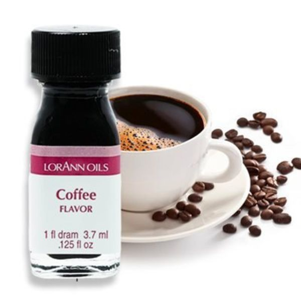 Arôme en huile café 3,7 ml de Lorann Oil