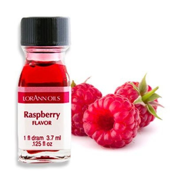 Lorann Oil Raspberry Flavour 3,7 ml