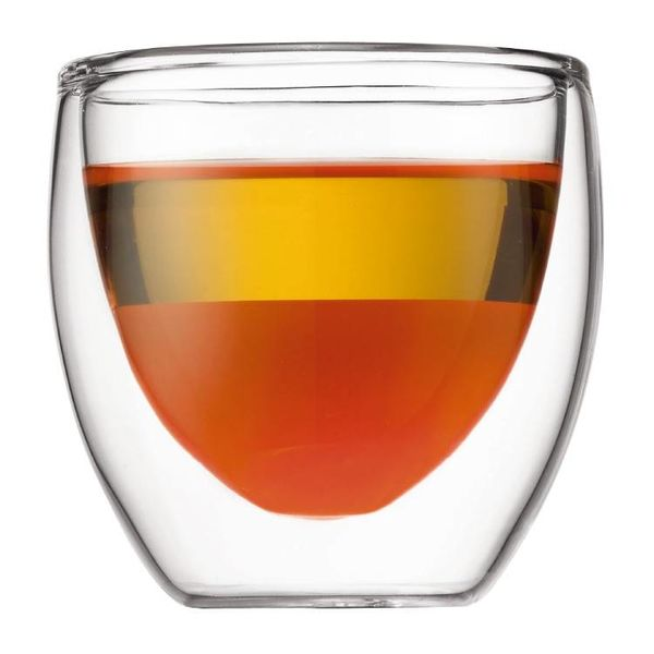 Bodum Pavina Espresso Double Wall Glass